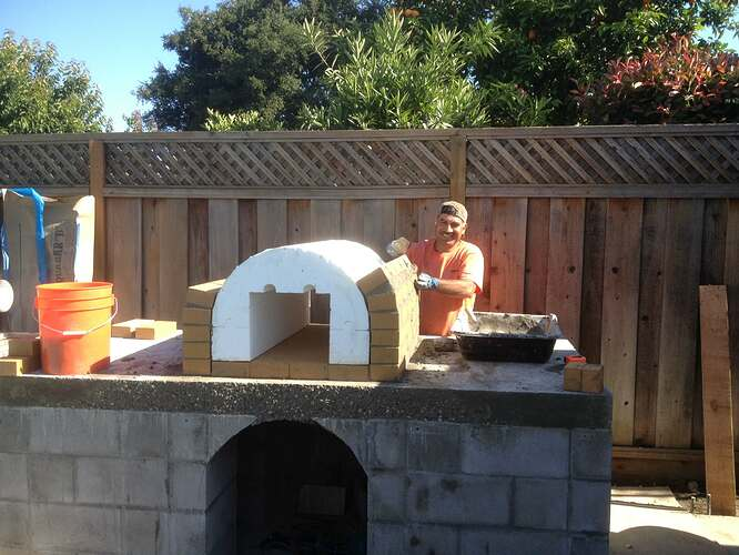 Outdoor Gas Pizza Oven (21)