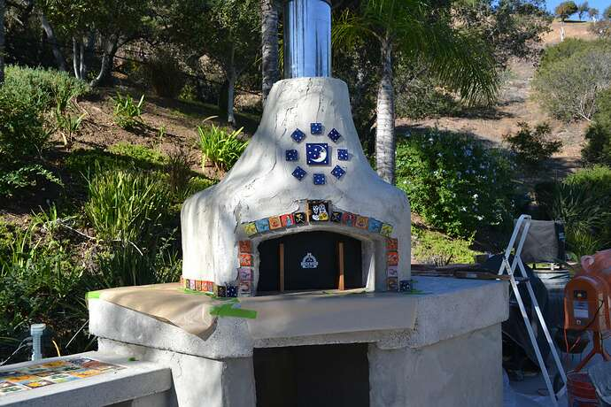 Wood Fire Pizza Oven (69)