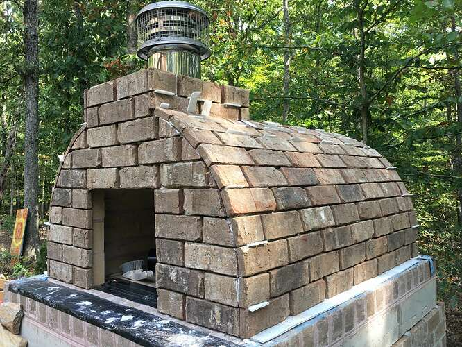 Wood Fired Brick Oven (103)