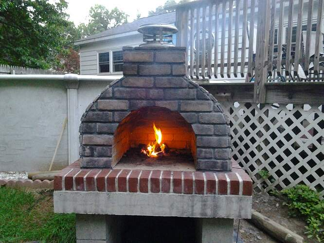 Outdoor Pizza Oven Kit (25)