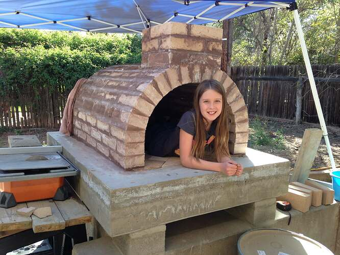 Italian Wood Fired Pizza Oven (5)