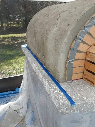 Building A Pizza Oven (172)