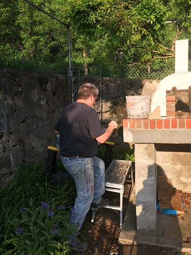 Garden Wood Fired Pizza Oven (44)