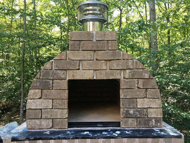 Wood Fired Brick Oven (100)