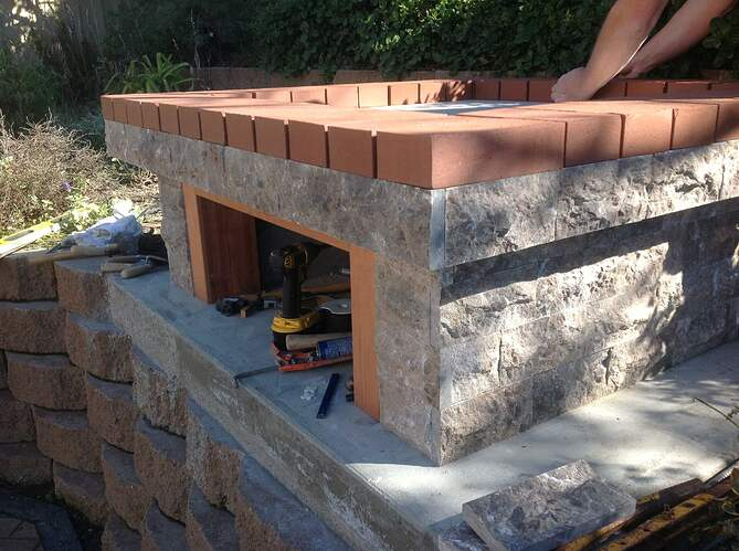 Build A Pizza Oven (3)