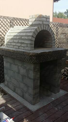 Make Pizza Oven At Home (14)
