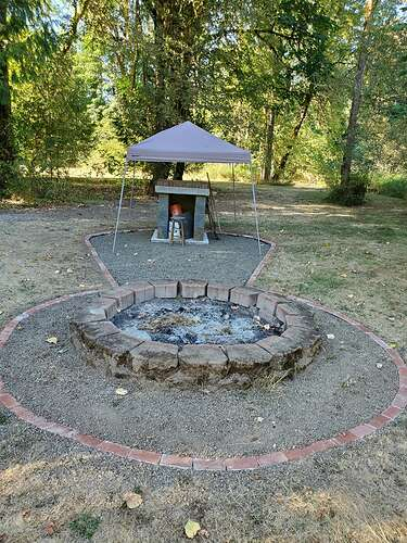 Outdoor Wood Burning Pizza Oven (11)