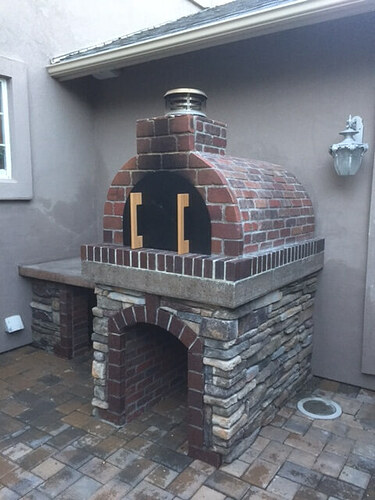 How To Build A Pizza Oven Outside