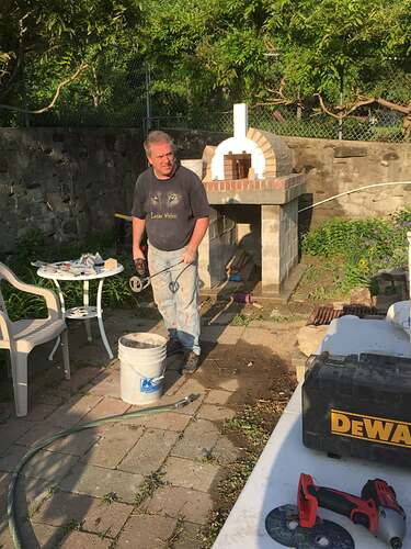 Garden Wood Fired Pizza Oven (42)