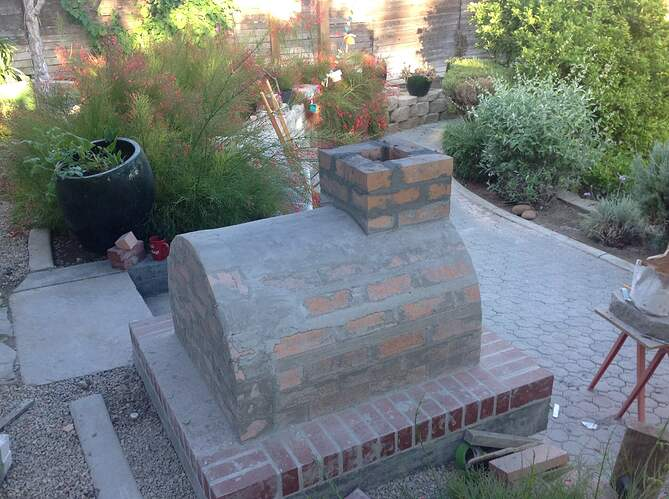 Outdoor Wood Fired Oven (22)