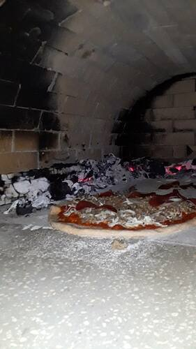 Building A Pizza Oven (194)