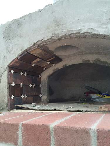 Home Made Pizza Oven (29)