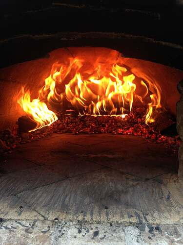 Outdoor Wood Burning Oven (24)