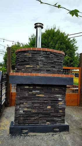 Commercial Brick Pizza Oven (4)