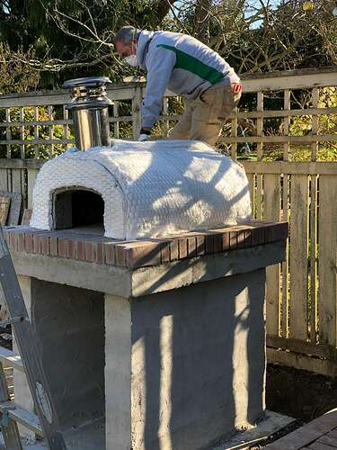 Wood Fired Bread Oven (45)
