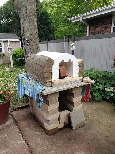 Brick Oven Pizza At Home (2)