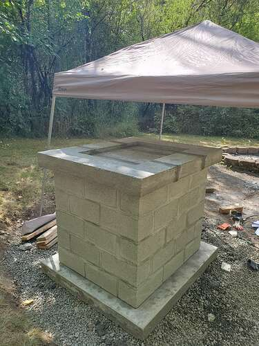 Outdoor Wood Burning Pizza Oven (10)