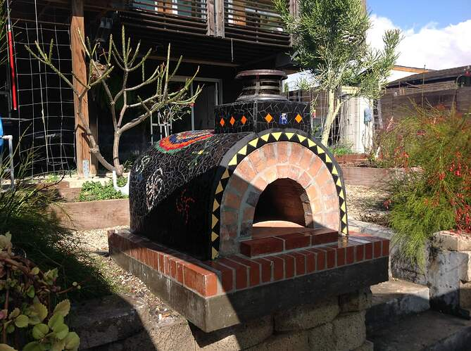 Outdoor Wood Fired Oven (51)