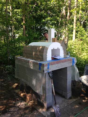 Wood Fired Oven Kit (14)
