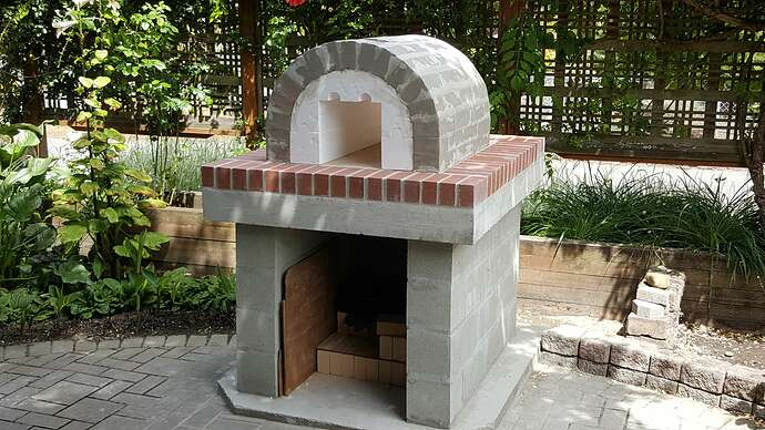 Wood Pizza Oven (15)