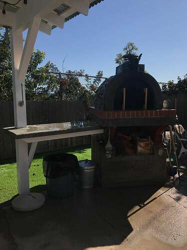 Home Pizza Oven Outdoor (3)