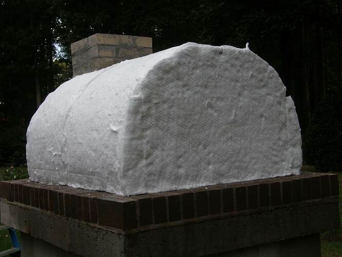 How To Make An Outdoor Pizza Oven (40)