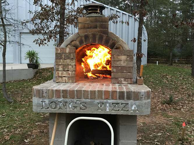 How To Build a Brick Oven (31)