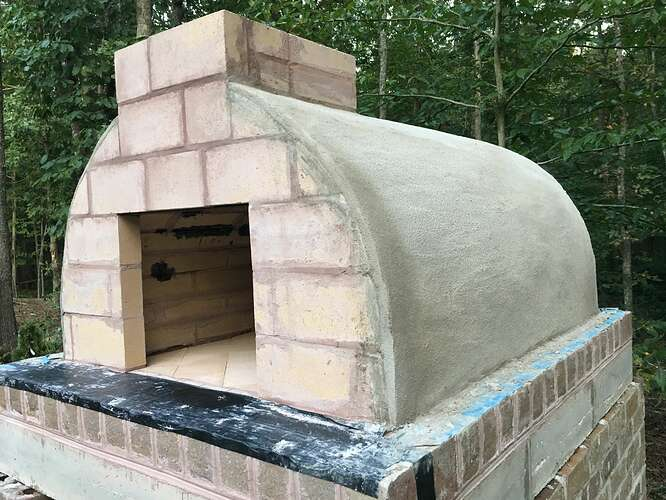 Wood Fired Brick Oven (91)