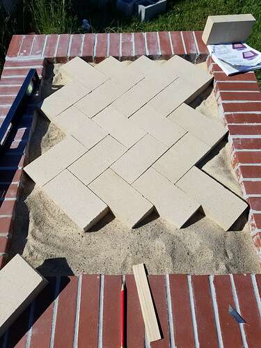 Making An Outdoor Oven (12)