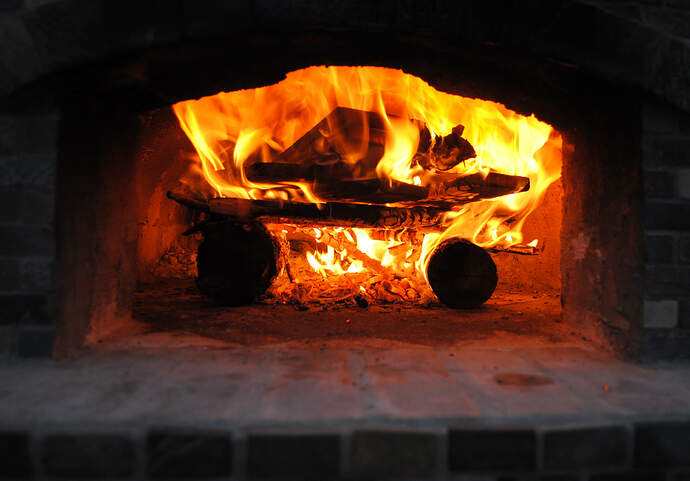 Outdoor Wood Fired Pizza Oven (59)