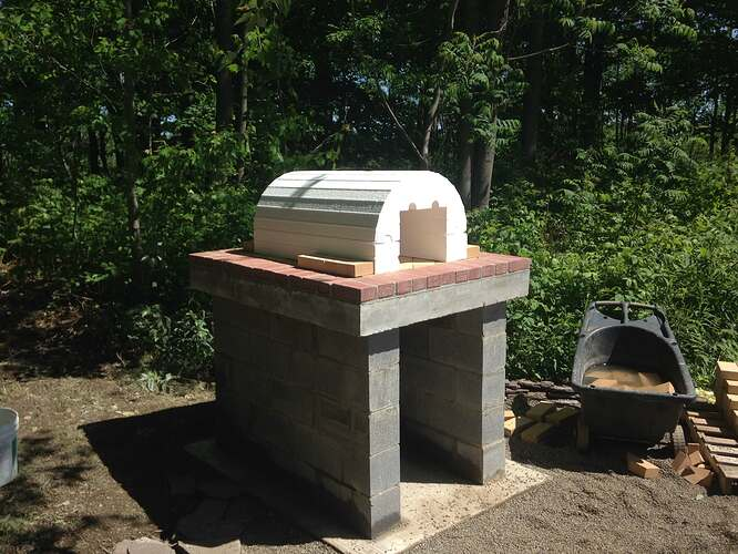 Wood Fired Oven Kit (11)