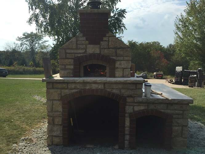 Build Your Own Outdoor Pizza Oven (40)