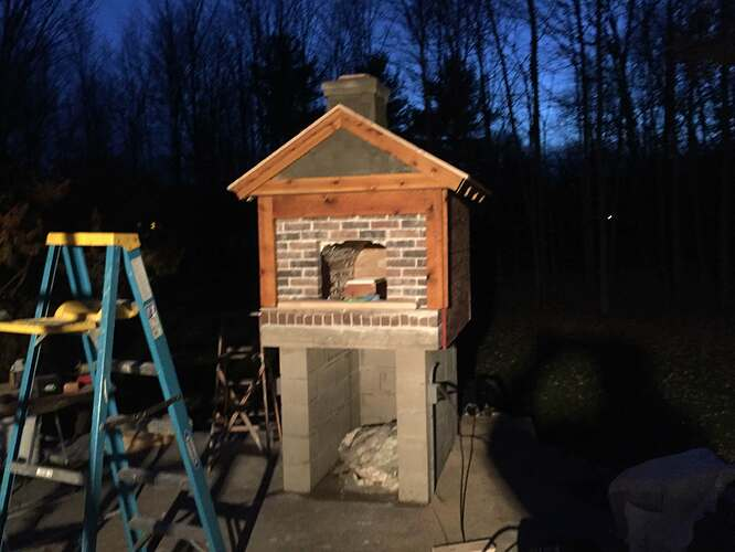 Outdoor Brick Oven And Grill (5)