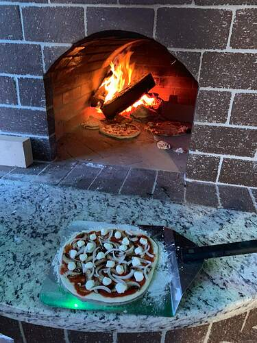 Combination Grill Smoker Pizza Oven (13)