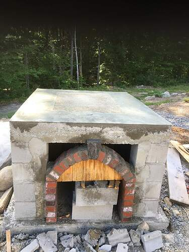 How To Build A Wood Fired Pizza Oven (29)