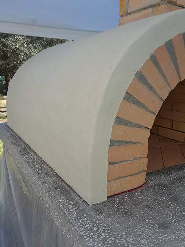 Building A Pizza Oven (180)