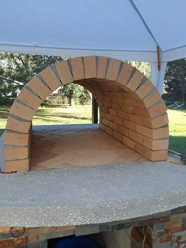 Building A Pizza Oven (116)