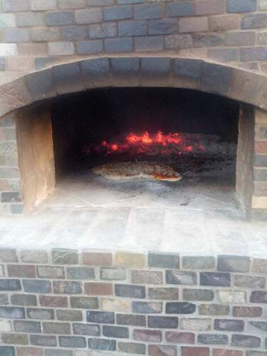Outdoor Wood Fired Pizza Oven (55)