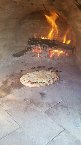 DIY Wood Fired Oven (25)