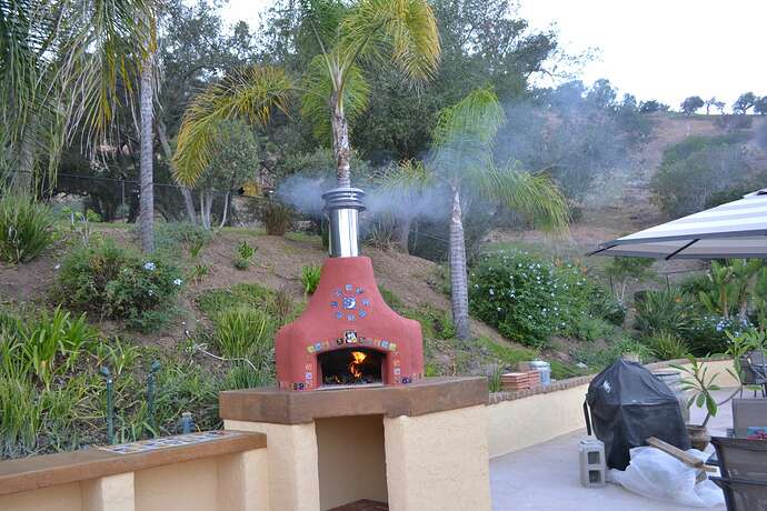 Wood Fire Pizza Oven (96)
