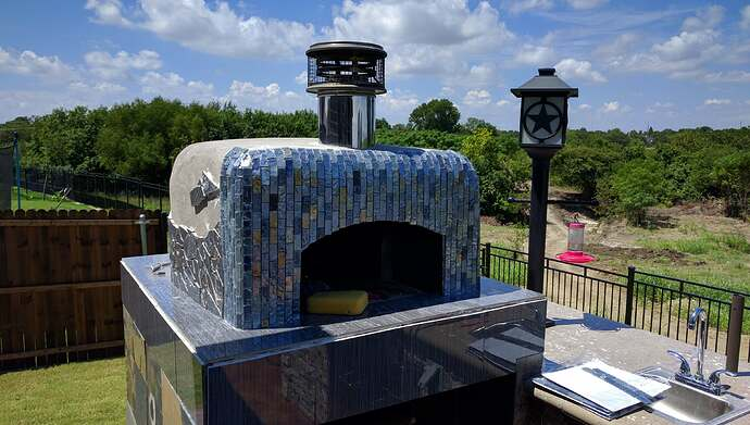 How To Make A Pizza Oven (48)