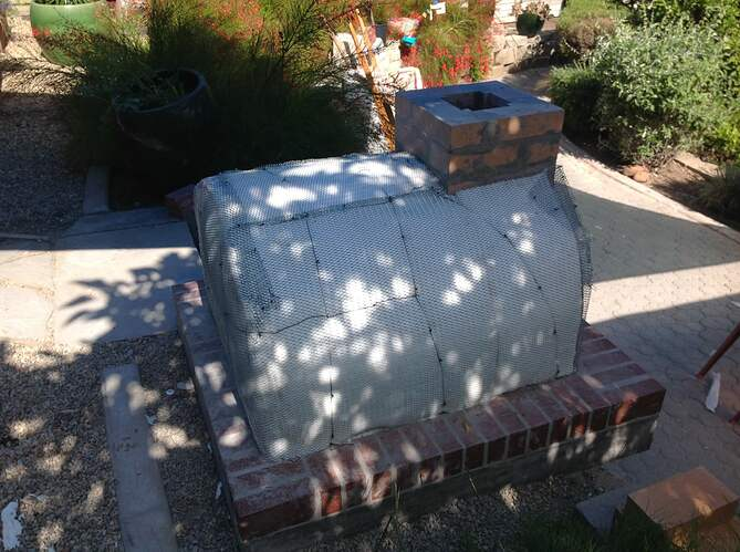 Outdoor Wood Fired Oven (26)
