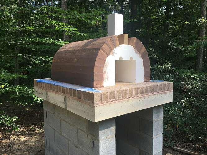 Wood Fired Brick Oven (44)