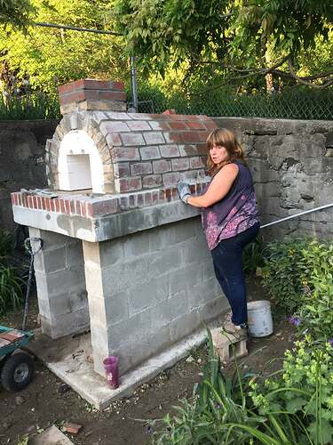 Garden Wood Fired Pizza Oven (53)