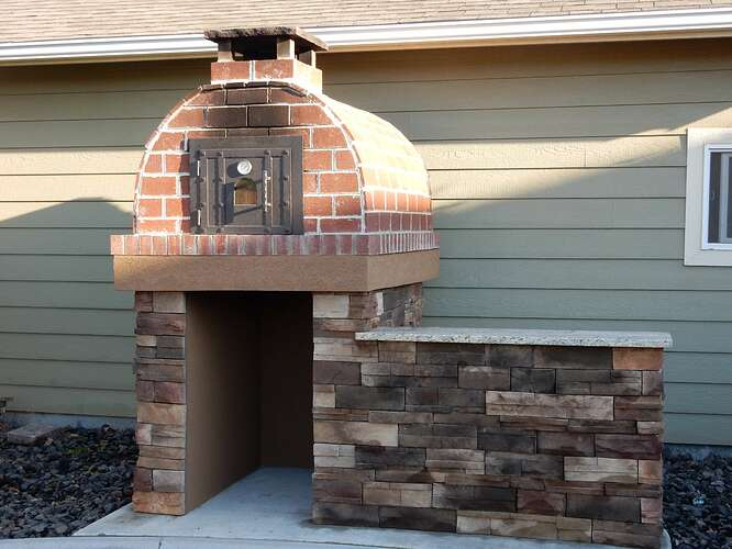 How To Pizza Oven Build