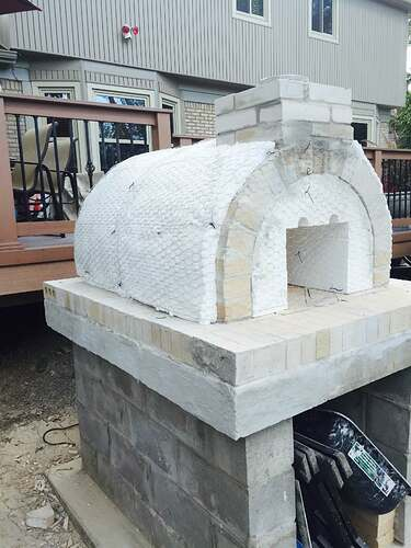 Simple Outdoor Oven (17)