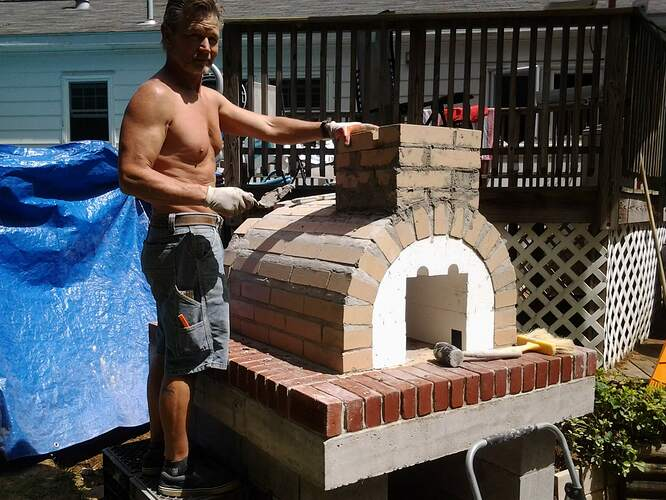 Outdoor Pizza Oven Kit (10)