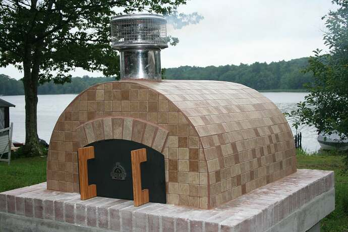 Outdoor Pizza Oven Kits (39)
