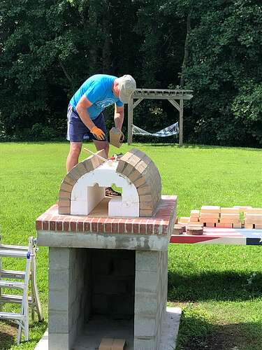 How To Build a Pizza Oven at Home (30)