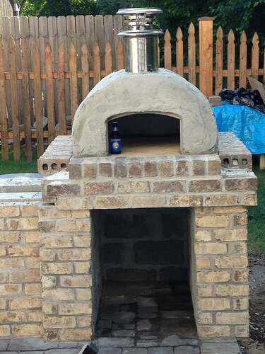 Outdoor Wood Burning Oven (18)